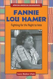 Fannie Lou Hamer by Laura Baskes Litwin