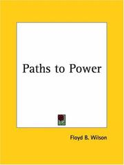 Paths to Power PDF