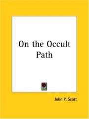 On the Occult Path PDF