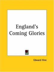 England's coming glories by Edward Hine