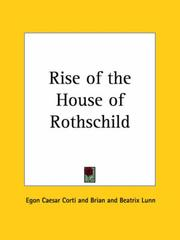 Rise of the House of Rothschild PDF