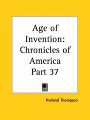 Age of Invention PDF