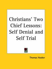 Christians' Two Chief Lessons PDF
