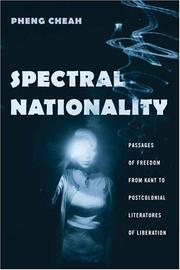 Spectral Nationality PDF