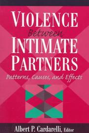 Violence Between Intimate Partners PDF