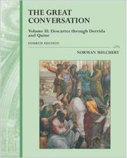 The great conversation PDF