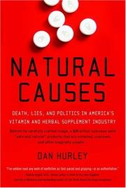 Natural Causes by Dan Hurley, Dan Hurley