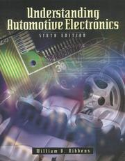 Understanding automotive electronics by William B. Ribbens