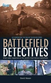 Battlefield detectives PDF