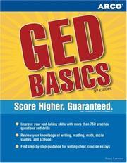 GED Basics PDF
