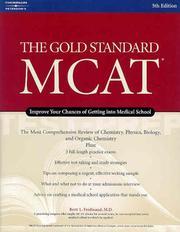 Gold Standard MCAT, 5th edition (Gold Standard Mcat) PDF