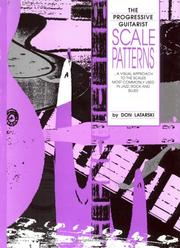 Scale Patterns (The Progressive Guitarist Series) PDF