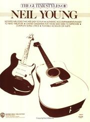 The Guitar Styles of Neil Young PDF