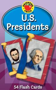 U.S. Presidents Flash Cards PDF