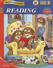 Spectrum Reading, Grade 1 by School Specialty Publishing