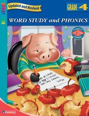 Spectrum Word Study and Phonics, Grade 4 by School Specialty Publishing