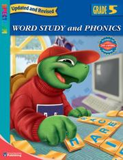 Spectrum Word Study and Phonics, Grade 5 by School Specialty Publishing