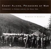 Enemy aliens, prisoners of war by Bohdan Kordan