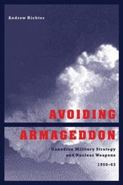 Avoiding Armageddon by Andrew Richter