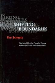 Shifting boundaries PDF