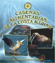 Cadenas Alimentarias De La Costa Marina / Seashore Food Chains (Cadenas Alimentarias / Food Chains) PDF