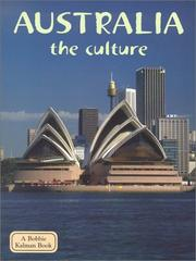 Australia the Culture (Lands, Peoples, and Cultures) PDF