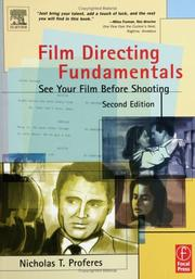 Film directing fundamentals PDF