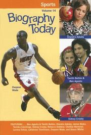 Biography Today Sports PDF