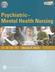 Psychiatric-Mental Health Nursing PDF