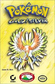 Pokemon gold/silver by Jason R. Rich