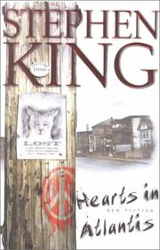Cover of: Hearts in Atlantis by Stephen King