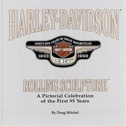 Harley-Davidson: Rolling sculpture by Doug Mitchel