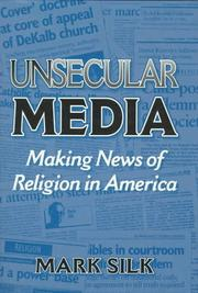 Cover of: Unsecular media by Mark Silk