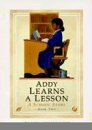 Addy Learns a Lesson PDF