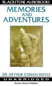 Memories and adventures PDF