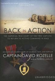 Back in Action by David Rozelle