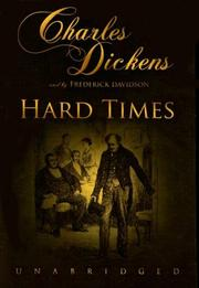 Cover of: Hard Times by Charles Dickens