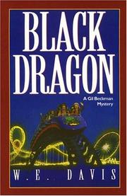 Black dragon by Wally Davis