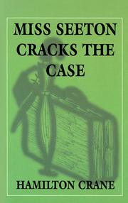 Miss seeton cracks the case by Hamilton Crane