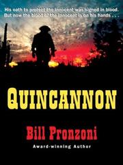 Quincannon by Bill Pronzini