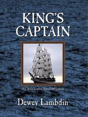 King&#39;s captain by Dewey Lambdin