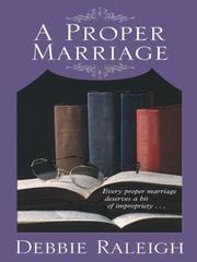 A proper marriage PDF