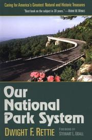 Our National Park System PDF