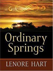 Ordinary Springs PDF