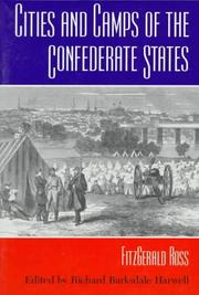 Cities and camps of the Confederate States PDF