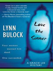 Love the Sinner by Lynn Bulock
