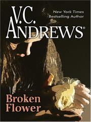 Broken flower by V. C. Andrews