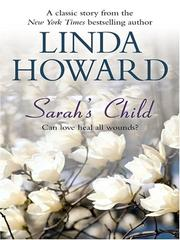 Sarah's Child by Linda Howard