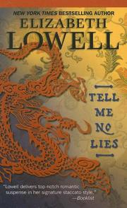 Cover of: Tell Me No Lies | Ann Maxwell