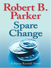 Cover of: Spare Change by Robert B. Parker